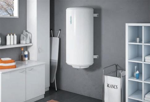 Production d 39 eau chaude sanitaire fonctionnement et installation - Arrivee d eau chauffe eau ...