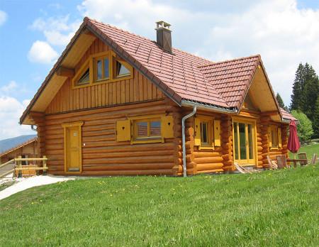 Les atouts de la maison en bois for Fondation maison ecologique