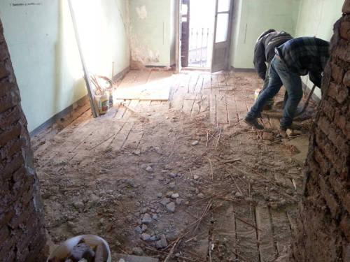 rénovation intérieure avant travaux