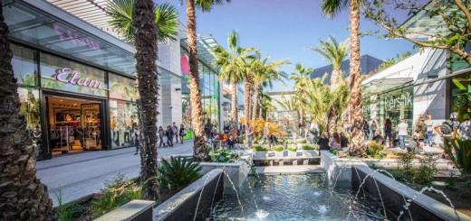 centre commercial écologique