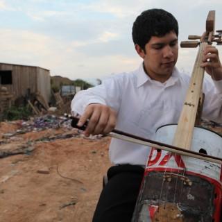 Instrument de musique écologique